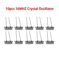 10PCS 16 MHz Quarz Quartz Oszillator HC-49S Uhrenquarz Quarzoszillator Zeitgeber