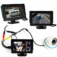 """HD 4.3"""" LCD Audio Video Security Tester CCTV Camera Tester Monitor With Cable"""