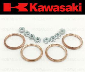 ZXR400 Exhaust Manifold Gasket Repair Set Kawasaki ZR400 Ninja 600R GPX500R