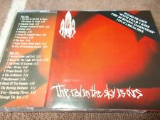 AT THE GATES - THE RED IN THE SKY IS OURS / KISS THE BURNING DARKNESS-UK 2 X CDS