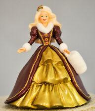 Hallmark - Holiday Barbie - 4th in Collector Series - Keepsake Ornament