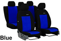 """VELOUR """"ELEGANCE"""" TAILORED SEAT COVERS MADE FOR VAUXHALL GRANDLAND X 2017 ON"""