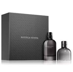 Bottega Veneta Pour Homme Eau De Toilette After Shave Balm 2 Piece Gift Set