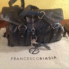 FRANCESCO BIASIA  Back Satchel Hobo Shoulder Bag