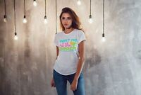 MEET ME A THE BEACH FUNNY HOLIDAY SLOGAN T-SHIRT TEE TOP SHIRT FOR GIRLS LADIES