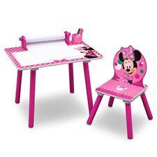 Delta Children Minnie Mouse tavolo da Disegno legno Rosa