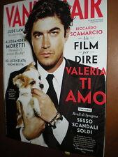 Vanity Fair.RICCARDO SCAMARCIO,ALESSANDRA MORETTI, JUDE LAW,PETER CINCOTTI,yyy