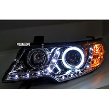 Front LED Head Light Lamp Assembly For 08 09 10 11 12 Kia Forte & Forte Koup