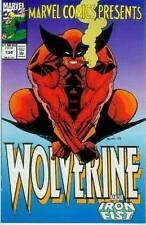 Marvel Comics Presents # 134 (Wolverine, Iron Fist) (USA, 1993)