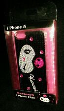 *~SALE 50% OFF iPhone 5 Case Sanrio Kuromi BLACK HK fan accessory~*