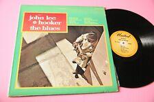 John Lee Hooker LP The Blues USA Press EX Top Jazz Blues