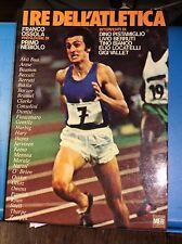 1006-8 I Re dell'Atletica  edizioni Meb 1° ed. 1974 F.Ossola P.Nebiolo