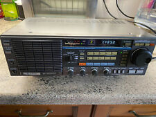 TRIO R2000 HF + VHF Receiver - some capacitors replaced - lovely old radio!!!!