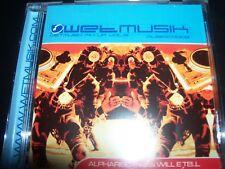 Wetmusik / Wet Musik Vol 3 Mixed By Alpharisc & Will E Tell CD