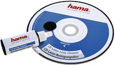 Hama Reinigungs CD für CD und DVD Player Disk mit Reinigungsflüssigkeit