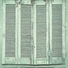 Rasch Textil Greenhouse Papel Pintado 138883 Escaparates Verde Claro Fieltro