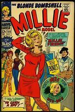 Millie The Model #149  1967 - Marvel  -VG - Comic Book