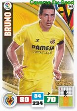 348 bruno soriano espana villareal. cf card adrenalyn liga 2016 panini