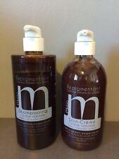 Shampooing 500ml +soin repigmentant 500ml Mulato OMBRE NATURELLE chocolat marron