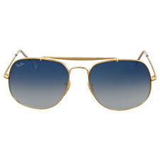Ray Ban General Light Blue Gradient Square Sunglasses