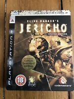 Clive Barker's JERICHO PlayStation 3 Steelbook - Special Edition