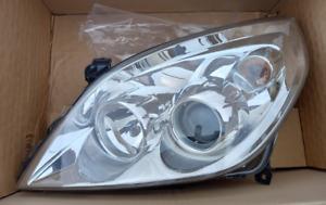 New Genuine Vauxhall Signum Vectra C Left Hand Xenon Headlight 93179924
