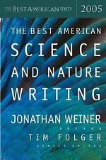 The Best American Science & Nature Writing 2005 (Best American (TM))-ExLibrary