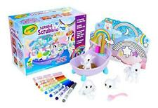 Crayola Scribble Scrubbie Peculiar Pets, Kids Toys, Gift for  Assorted Colors