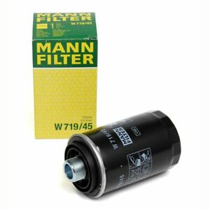 MANN Engine Oil Filter for Audi A3 A4 A5 Quattro Volkswagen Beetle