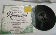 LP, Riverwind, A New Musical ORIGINAL CAST RECORDING, London 1963 PROMO, VG++