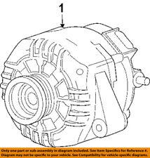 GM OEM-Alternator 15781434