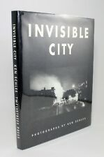 Signed First Edition Invisible City Ken Schles 1988 Photo Photgraphy Vtg 1980s