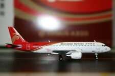 Jc Wings 1:400 Shenzhen Airlines Airbus A320-200 B-6377 (Xx4609) Die-Cast Model