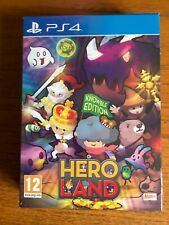 Heroland Knowble Edition, PS4, New and Sealed