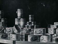 Sardinerie AMIEUX c. 1950 - Conserves Produits - Div 2378