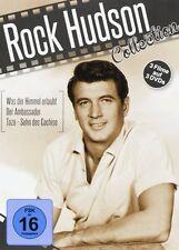 ROCK HUDSON Clásicos BOX AMBASSADOR Taza Was der Himmel erlaubt DVD Colección