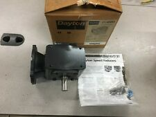 NEW IN BOX DAYTON SEED REDUCER 50:1 RATIO 4Z293