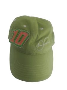 Nascar #10 Danica Patrick Hat Racing Strapback Adjustable Cap