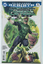 Hal Jordan And The Green Lantern Corps #1 NM Cover B   CBX12A