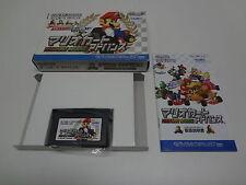 Mario Kart Advance GBA Nintendo Game Boy Advance Japan