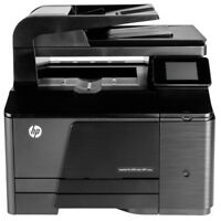 HP LaserJet Pro 200 Color M276nw WLAN techn + opt.TOP ca. 12.000 Seiten