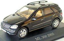 Mercedes Benz ML 500 W164 2005-11 - 1:43 schwarz black