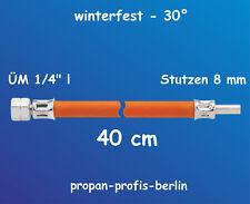 Propanschlauch 0,4 m/40 cm/400 mm Propangasschlauch (Propan Propangas PN 6)