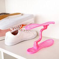 Useful Household Portable Closet Storage Shoes Rack Organizer Space Saver KUIN