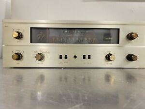 Fisher 400 tube receiver - original Fisher tubes - fantastic condition!