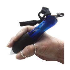 Super Big Fat Pens For Arthritis 5 Pack Black Ink Blue Body 5 Ink Refil