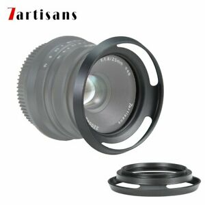 7artisans Camera Lens Hood For 7artisans 25MM F1.8 Camera Lens