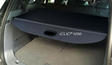 Black Rear Cargo Trunk Shade Security Cover for Ford Everest 4Dr SUV 2015 2016