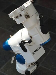 Meade LX70 German Equatorial Telescope Replacement Mount Head
