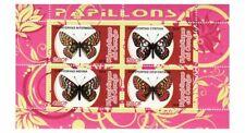 Butterflies -  Sheet of 4  - SV0729